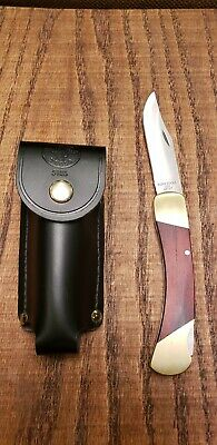 New Klien tools 44137 lineman knife with 5186 holster sheath