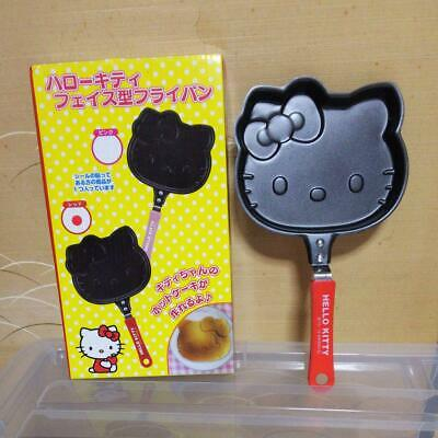 Sanrio Hello Kitty Frying Pan Pancake Cooking New