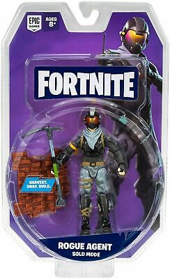 Refund Rogue Agent Fortnite Jazwares 100 Official Fortnite Core Action Figure Rogue Agent New 9 99 Picclick Uk