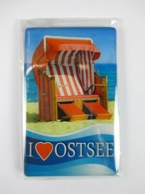 Staying Baltic Magnetic Poly role 7 cm Souvenir Germany Germany NEW