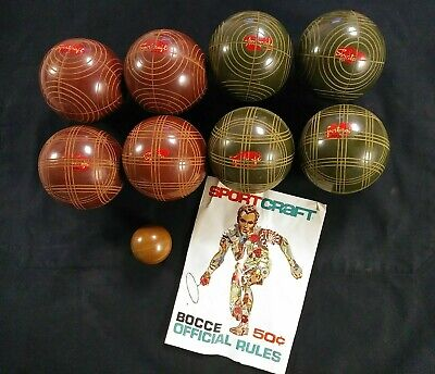 Outdoor Glow In The Dark Ga Water Sports Lighted Bocce Ball Set Regulation Size