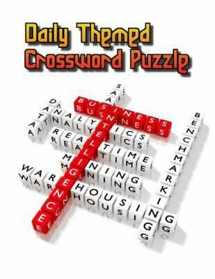 DAILY THEMED CROSSWORD: USA Today Crossword Puzzle Books ...
