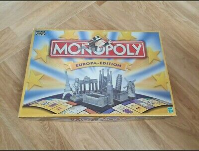 Geld monopoly europa edition What is
