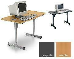 NEW OFM 55111 24x48 Home Office Modular Computer Desk/Table