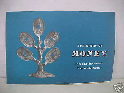 1962 The Story Of Money From Barter To Banking Book