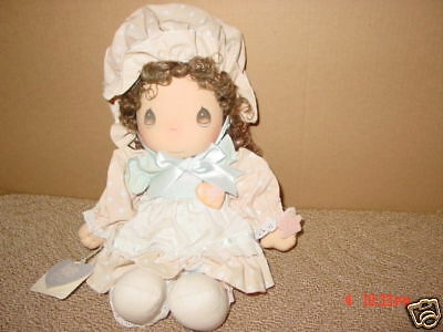 Vintage,Precious Moments,Heidi,Doll,Girl,1985,#4571,Old