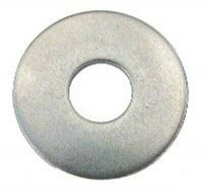 M6 x 25 Stainless Penny Washers, Repair Washer, Oversize 6mm x 25mm x 1.5mm) x50