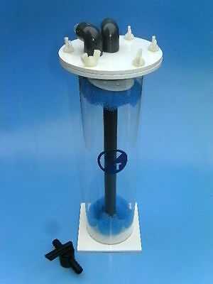 PO4 150 Reactor (660l). For phosphate, phosban, purigen and carbon.