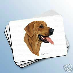 RHODESIAN RIDGEBACK Dog Computer MOUSE PAD May Mousepad