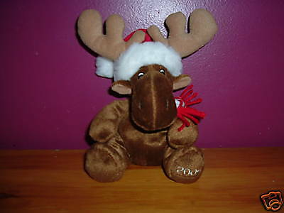 Christmas Plush Sears KrisMoose Sears Exclusive toy