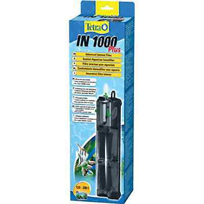TetraTec IN1000 Plus Internal Filter for Aquarium Fish Tank Tropical Coldwater