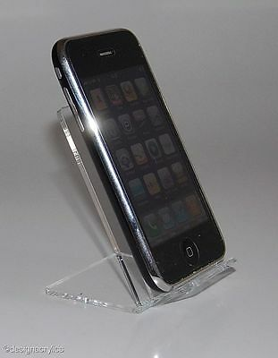 5 X Large Acrylic Ipod Mp3 Camera Mobile Phone Stands