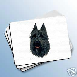 BOUVIER des FLANDRES Computer MOUSE PAD May Mousepad