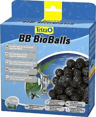 Tetratec Bio Filter Balls BB600/700/1200 Bio Balls Biological Filter Media • EUR 8,40