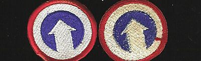 United States 1st Support Command Patches