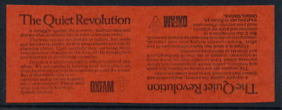 Gb Stitched Booklet Back Uncut Pair Orange