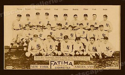 12x20 1913 Brooklyn Dodgers Classic Baseball Team Photo Poster