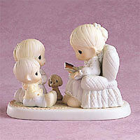 """Precious Moments - """"Bring the Little Ones to Jesus"""""""