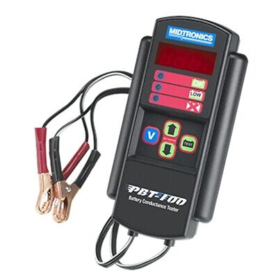 Automotive Battery and Electrical System Tester MIDPBT100 Brand New!