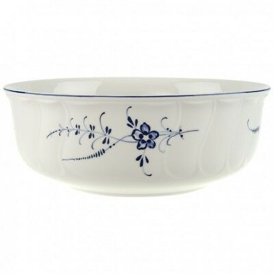 "Villeroy Boch Vieux Luxembourg Serving Bowl 9 3/4"" New"