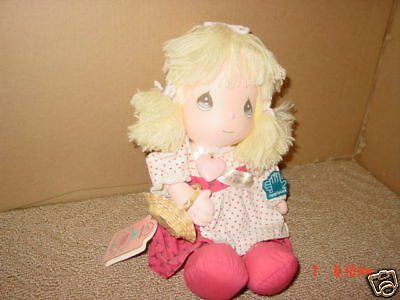 Vintage,Precious Moments,Doll,1991,Limited,Edition,Tamm