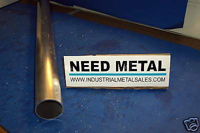 "2"" Schedule 10 Aluminum Pipe 6061 T6 x 72"" Long -"