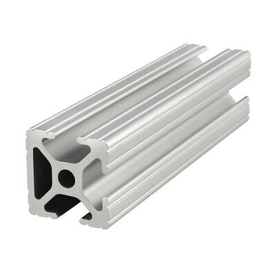 "80/20 Inc 10 Series 1"" x 1"" Three T-Slots Aluminum Extrusion 1003 x 96.5"" Long N"