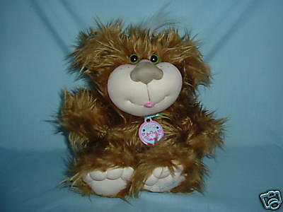 Cabbage Patch Pet Dog with blue leash 2005