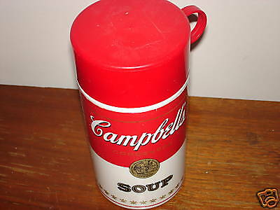 Campbell's Soup Can-tainer Thermos bottle