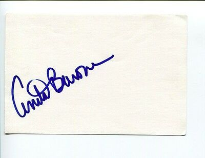 Anita Barone Seinfeld War At Home Shake It Up Jeff Foxworthy Signed Autograph