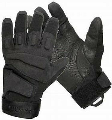 Blackhawk SOLAG Light Assault Gloves 8063LGBK Large Blk