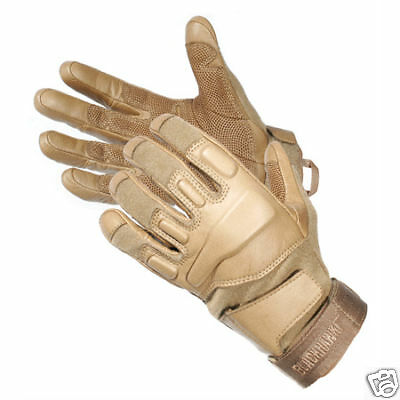 Blackhawk SOLAG Nomex Assault Gloves 8114XLCT  XL  Tan