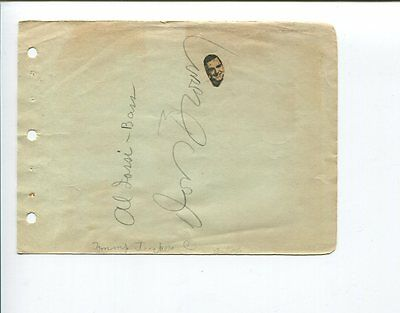 Tommy Tucker Jazz Big Band Ruth Hussey The Philadelphia Story Signed Autograph