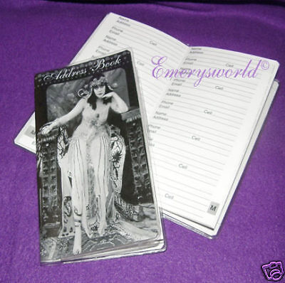 Theda Bara as Cleopatra Address Book