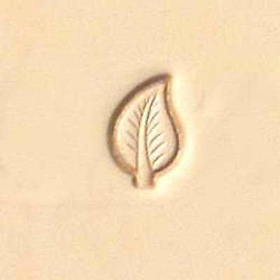 Right Leaf Stamp L953 6953-00 by Tandy Leather Craftool