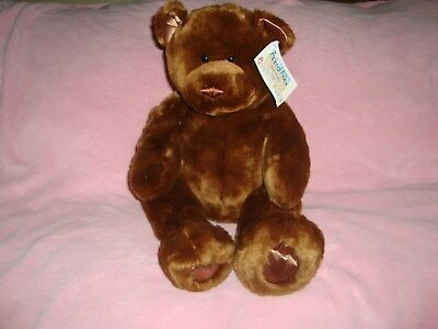 Animal Alley Large Plush Teddy Bear Toys R Us Exclusive