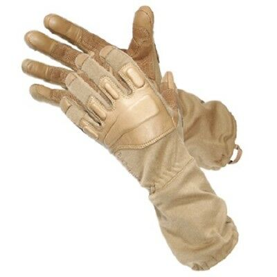 Blackhawk Fury Gloves W/Nomex 8093XLCT XL Tan Tactical