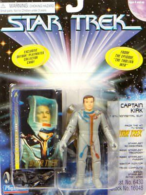 Captain Kirk William Shatner Star Trek Enterprise 1997 Figur Playmates