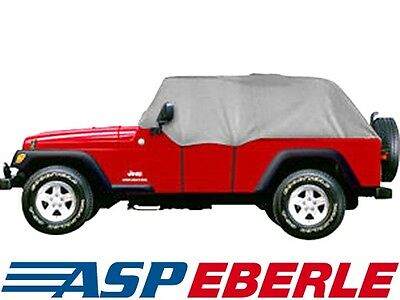 Trail Cover Abdeckung Bestop Jeep Wrangler TJ Unlimited