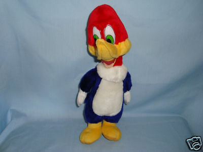 "Woody Woodpecker Plush 13"" toy"