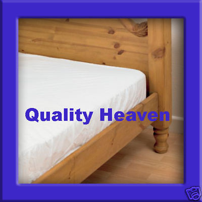 WATERPROOF MATTRESS PROTECTOR Sheet cover SINGLE Bed