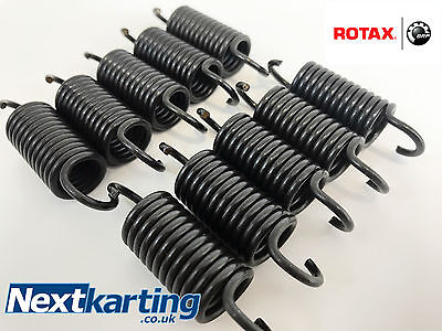 Genuine Rotax Max 66Mm Exhaust Springs Pack Of 10 - Nextkarting Kart Shop -