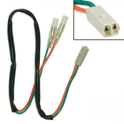 Adapter Kabel für LED Blinker Miniblinker Kawasaki adaptor cable wiring plug