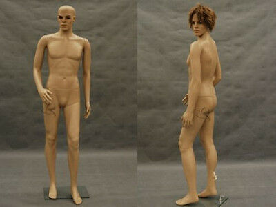Male Manequin Manikin Dress Form Display #Ken + Free wig