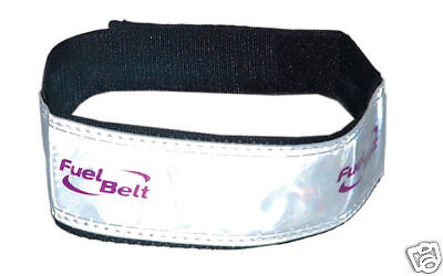 FuelBelt Reflective Arm Band Reflektierendes Armband Silber