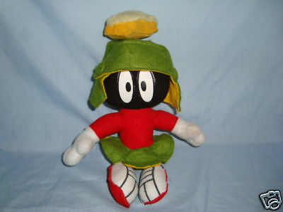Martin Martian Vintage Ace Plush Looney Tunes 12""