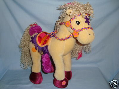 Groovy Girls Horse Calypso bendable poseable legs