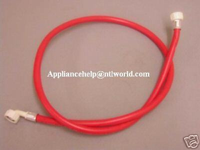 Hotpoint 1.5M HOT RED Washing Machine INLET FILL HOSE