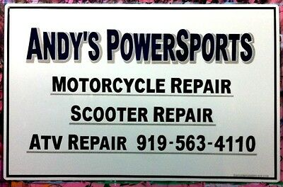 CUSTOM Painted SIGN on 3' x 2' Metal - *YOUR* Basic Design