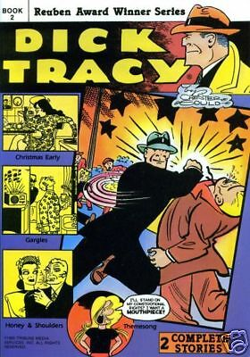 Dick Tracy Book #2 Chester Gould/1984 Blackthorne Comic